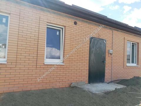 Продается одноэтажный, кирпичный дом в г.Таганрага, ул Бериева, 15-й М