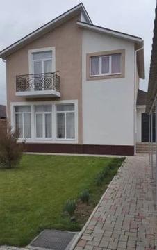 Сдам новый дом с.Укромное 142 м2, 2 этажа