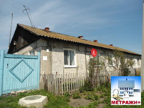 Часть дома в с. Большое Пульниково (Камышловский р-н)