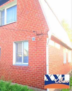 Кирпичный Дом 130 кв.м. на прилесном участке 12 соток
