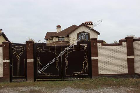 Продается двухэтажный дом в ближайшем пригороде, х. Дарагановка