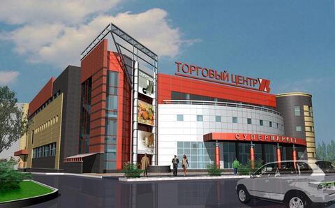 Земля в г. Новочебоксарск, под строительство торгового центра