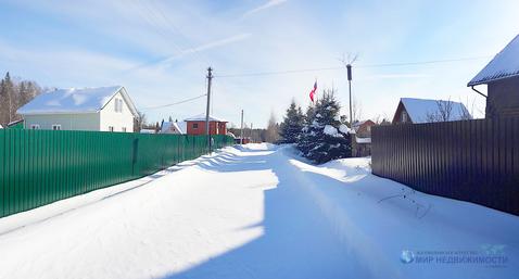 Оформленный земельный участок 9,6 сот. в Волоколамском районе МО