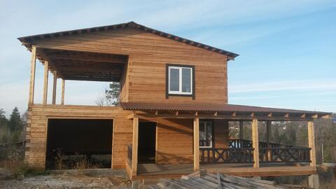 Продам 2-этажный дом под отделку 14 км Мельничного тракта г. Иркутска