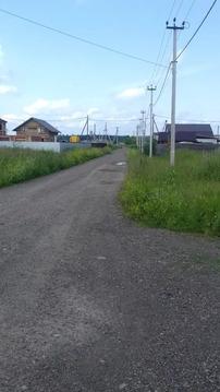 Земельный участок село Зоркальцево