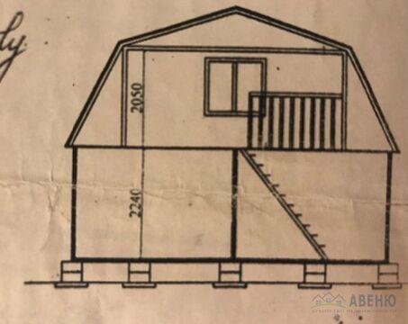 Уютный дом 80 кв.м, 2 этажа, 6 соток. СНТ 15 минут пешком до ж/д .