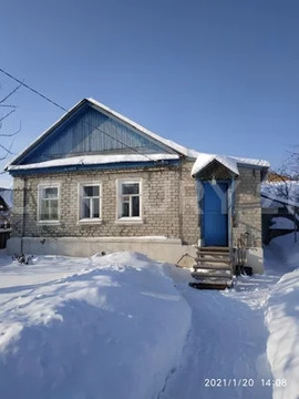 Продается дом в Октябрьском районе
