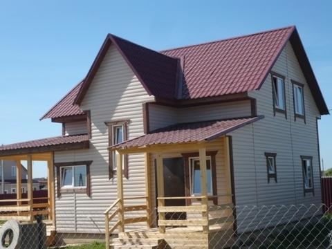 Продам новый дом для круглогодичного проживания по Киевскому или Калуж