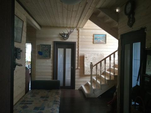 Дом 300 м2 (трехэтажный)+Домик 30 м2 участок 24 сот.ПМЖ