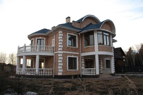 Дом 340 кв.м, Участок 15 сот. , Новорижское ш, 10 км. от МКАД.