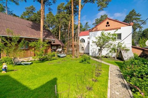 Дом в черте города Октябрьский р-н ул Лесная 137а