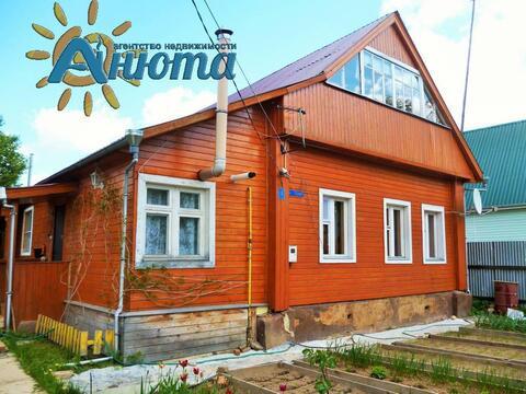 Продается дом в деревне с газом в Жуковском районе