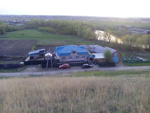 Новошешминск Шмидта 26 дом с пасекой гаража сарай Усадьба