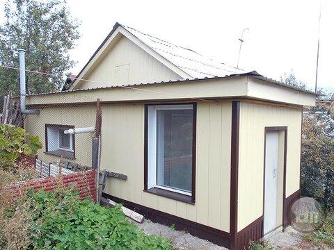 Продается часть дома с земельным участком, пр-д Водопьянова