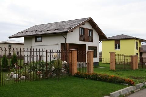 Дом 180 м2 на участке 12 соток в кп «Олимп» Ступинского р-на