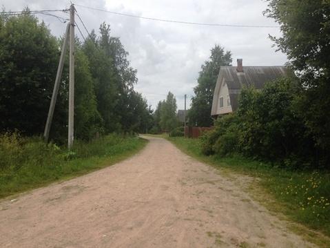 Участок 25 соток д. Ведерники, Рузский район. 1,5 км. Рузское вдхр.
