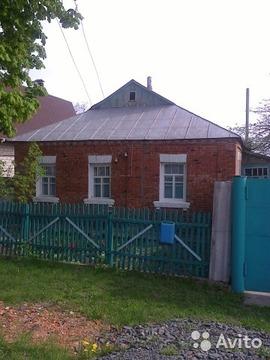 Дом в поселке Пролетарский