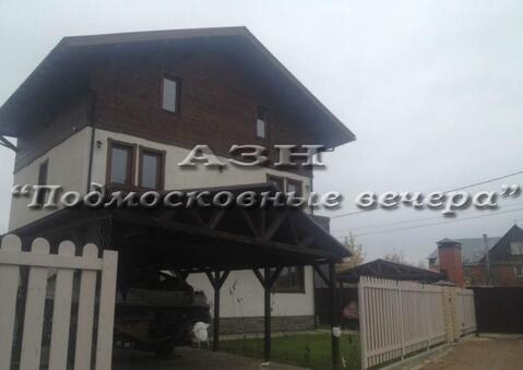 Осташковское ш. 5 км от МКАД, Беляниново, Коттедж 200 кв. м