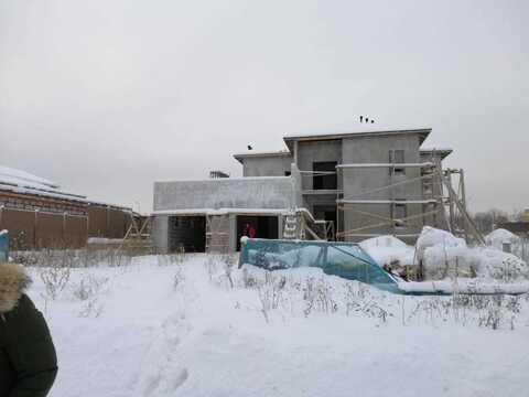 Дом 650 кв.м в кп Александровы пруды