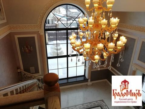 Продается дом 300 кв.м д Жуковка Пушкинский район