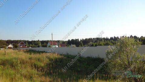 Киевское ш. 65 км от МКАД, Любаново, Участок 18 сот.