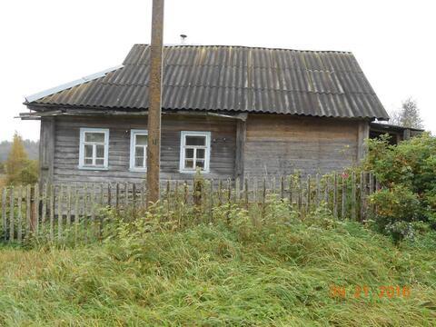 Купить дом с участком в Валдайском районе, деревня Козлово