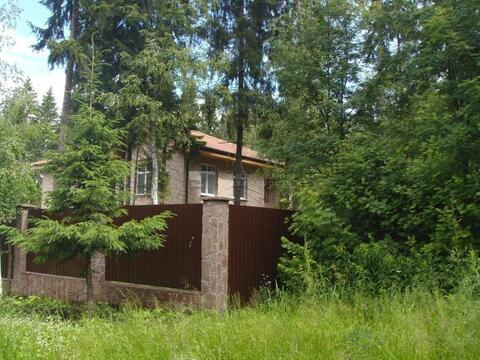 Дом 270 кв.м, Участок 20 сот. , Дмитровское ш, 40 км. от МКАД.
