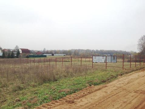 Участок в деревне 5 соток в 45 км. от МКАД.
