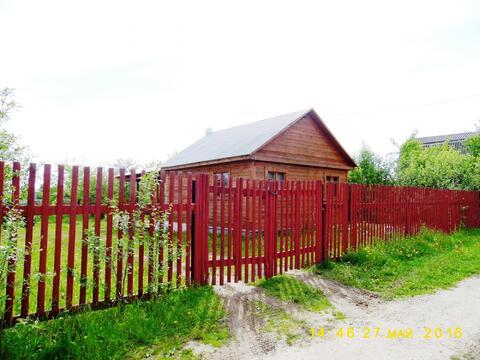 Продается новая дача на берегу Кольчугинского водохранилища (с112)