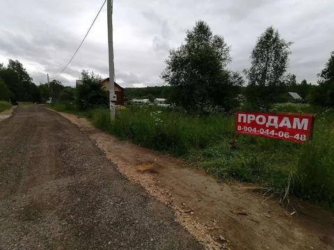 Продажа участка, Каменки, Богородский район, СНТ Шелухово