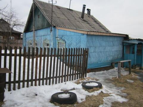 Дом с.Иковка