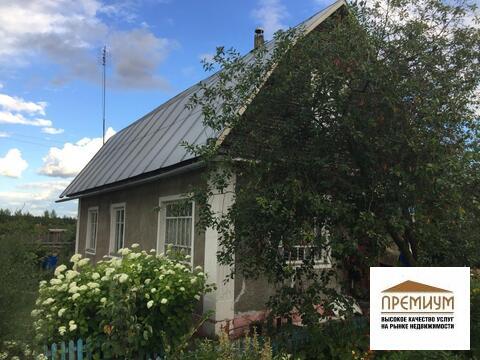 Продается дом 140м2/6с в СНТ Металлург-13, г/о Ступино