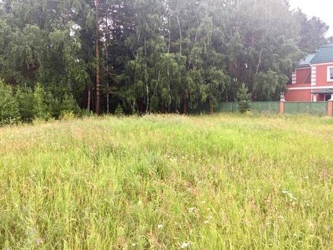 Продам участок Элита ИЖС 20сот лес