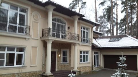Продаётся шикарный коттедж 600 кв.м с бассейном в г. Мытищи