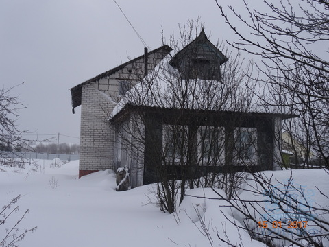 Продаётся дом в д.Снопово.