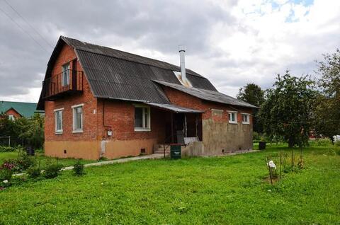 Продается дом с участком пос. Красная Горка