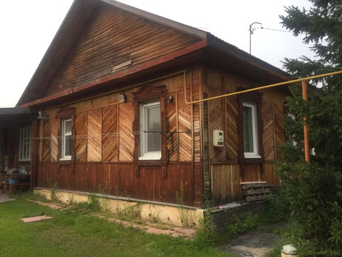 Дома, дачи, коттеджи, ул. Молодежная, д.7