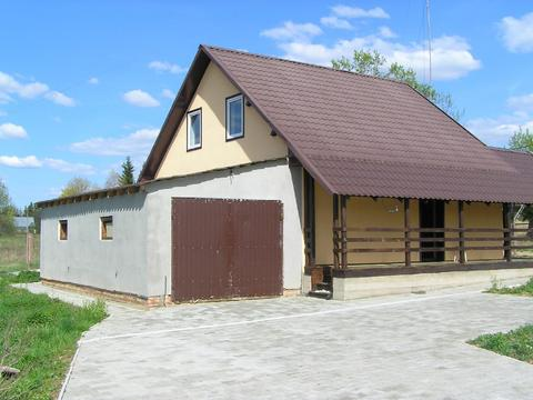 Дом 114 кв.м, Участок 14 сот. , Новорижское ш, 90 км. от МКАД.