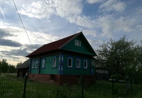 Дом 150 кв.м. на участке 18 соток в пос. 1 Мая Конаковского р-на
