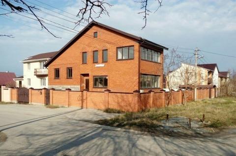 Дом 250 кв.м на участке 6 сот