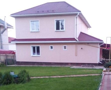 Отличный двухэтажный дом по ул.Старослободская в Александрове