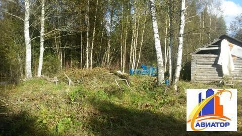 Продается участок 12 соток в Прибылово с фундаментом