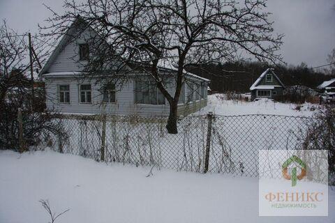Дом 57,7 кв.м. с участком 19 соток