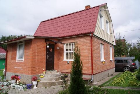 Дом 90 кв.м, Участок 7 сот. , Волоколамское ш, 29 км. от МКАД.