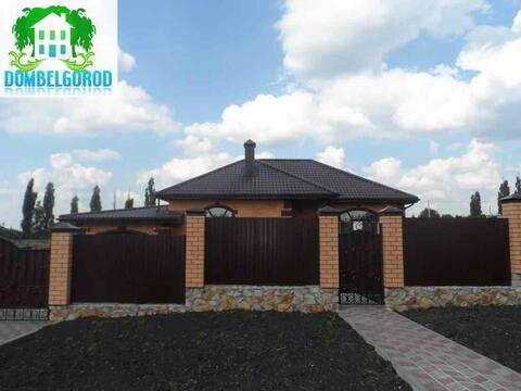 Новый дом в Дубовое,3 спальни, терасса, барбекю