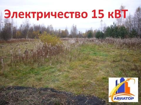 Продается участок 10 соток в поселке Прибылово
