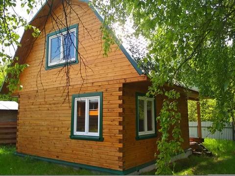 Дом в деревне Устьяново