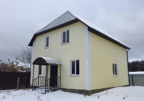 Продается дом 130 кв.м. Раменский район д. Пласкинино