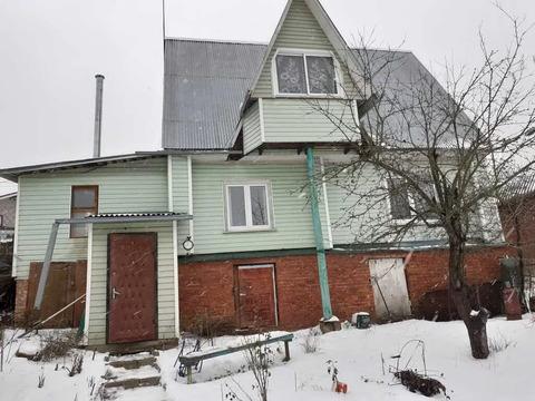 Дедовск зимняя дача 2этажа 123,3 кв.м. СНТ Ветеран газ, вода, эл-во, б