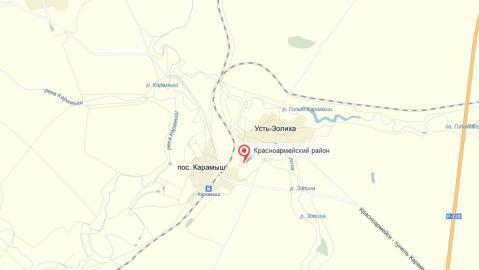 Участок 2га Красноармейск
